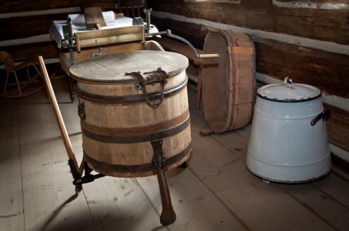 William Blackstone lavatrice