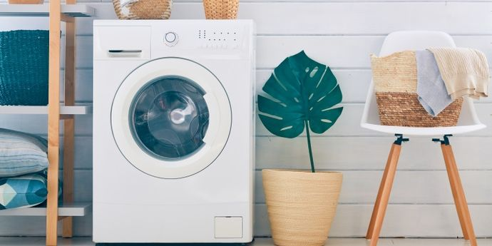 storia della lavatrice