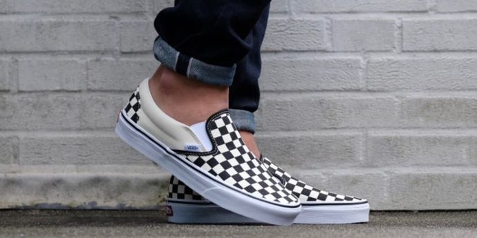 slip on vans sneakers
