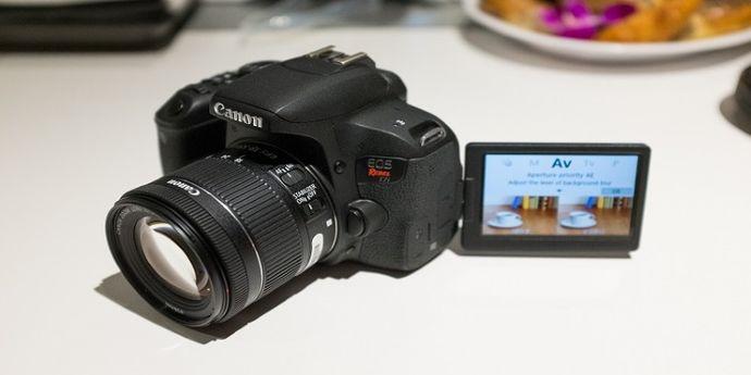 Canon EOS-250D