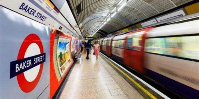 Metropolitana Londra