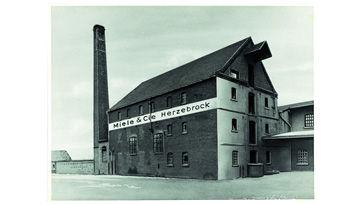 Miele fabbrica 1899