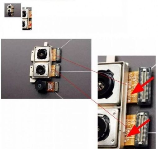 Sony Xperia 1 chip