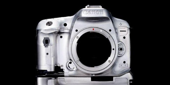 Nuova Canon EOS