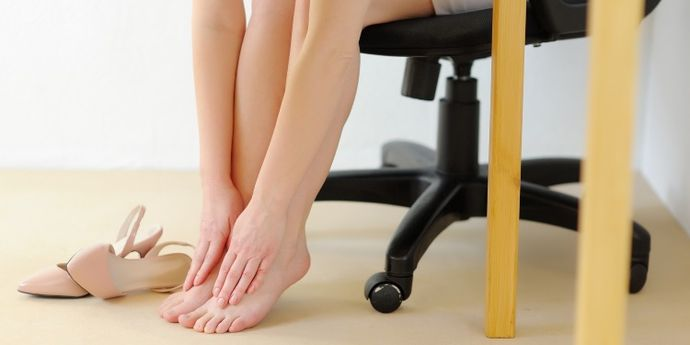 rimedi per gambe affaticate