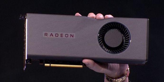 AMD Radeon 5700x