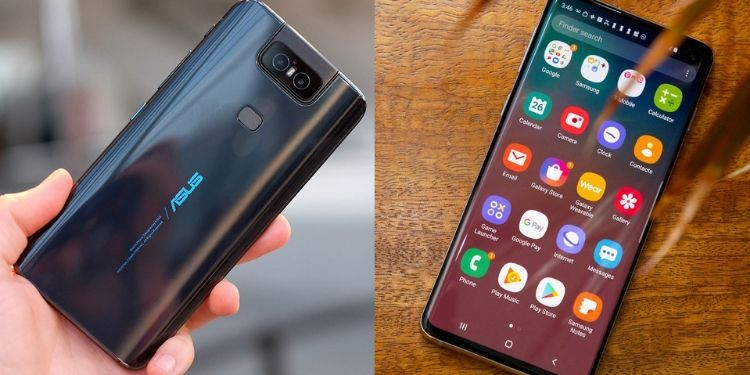 Asus Zenfone 6 vs Galaxy S10