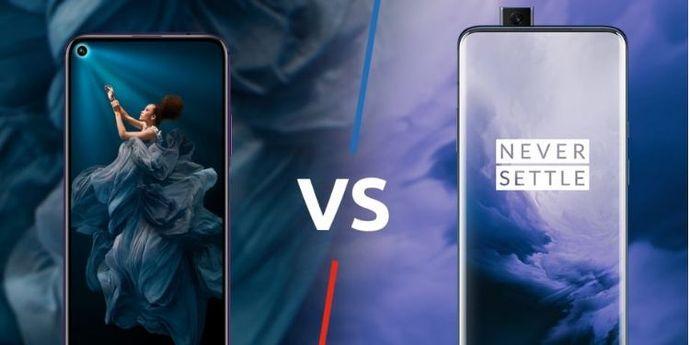 OnePlus 7 Pro vs Honor 20 Pro