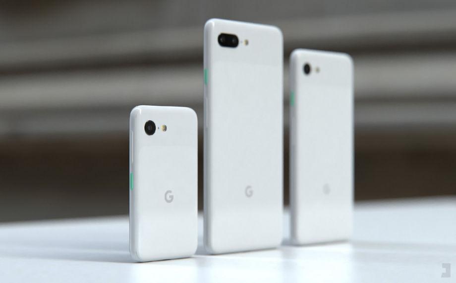 Pixel 4 e Pixel 4 XL