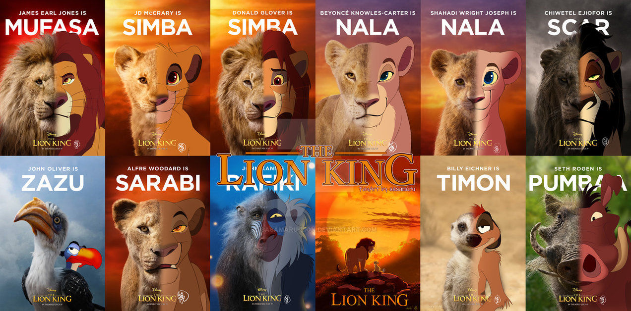 Lion (2021 Film)