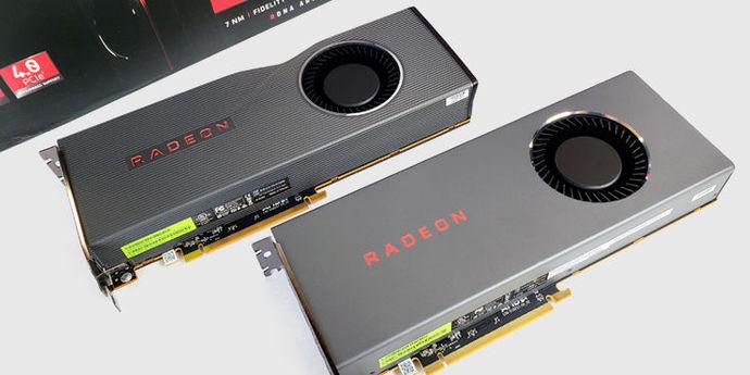AMD Radeon RX 5700 vs RX 5700 XT
