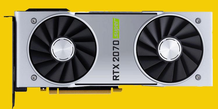 Nvidia GeForce RTX Super