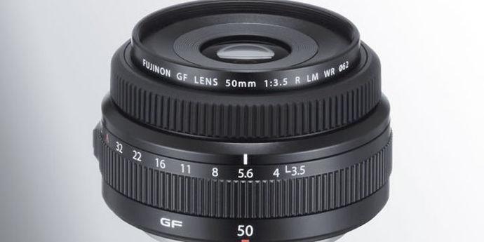 Fujinon GF 50mm f/3.5 R