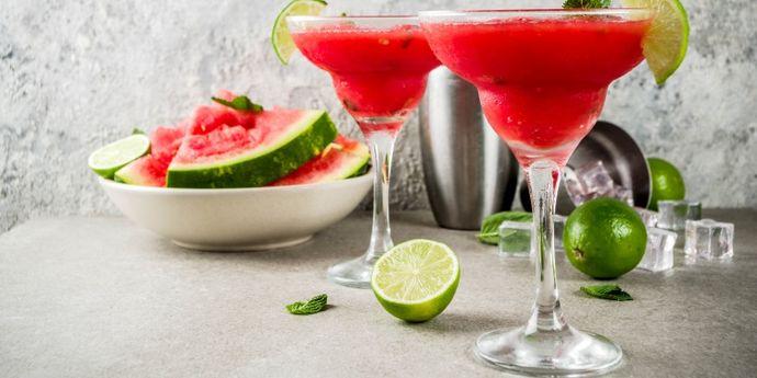cocktail estivi con ghiaccio