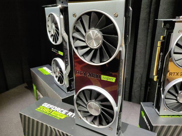 Nvida GeForce RTX Super