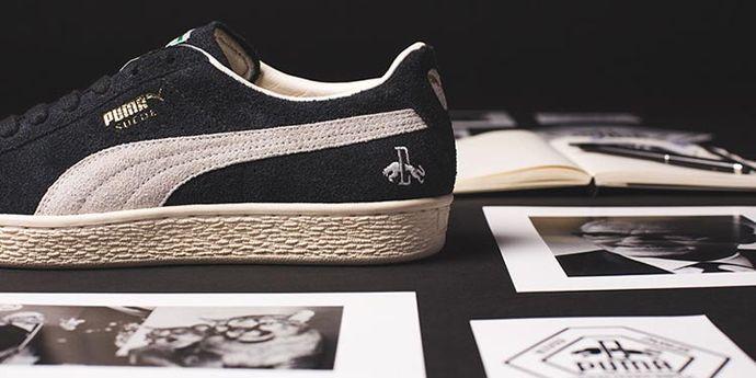 Puma Suede, la scarpa iconica con cinquant'anni di storia