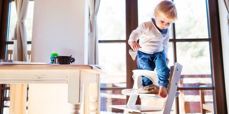 sicurezza in casa per i bambini