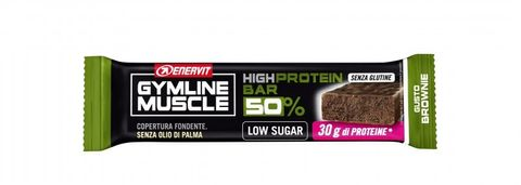 Enervit Gymline Muscle High Protein Bar 50 per cento