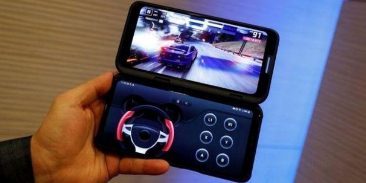 LG Dual Display