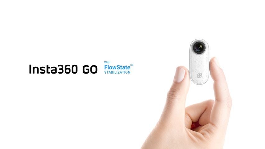 Action Cam 360GO