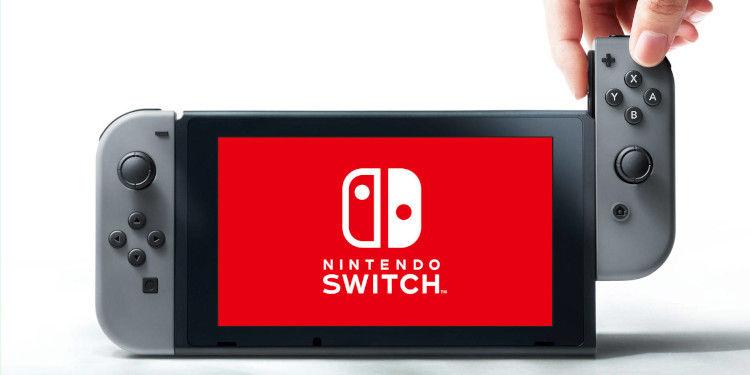 Nuova Nintendo Switch