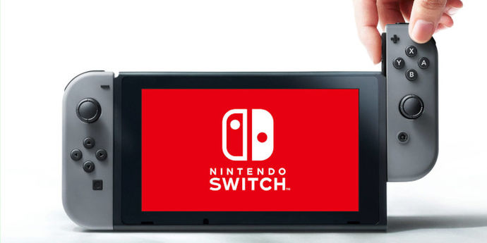 Nuova Nintendo Switch