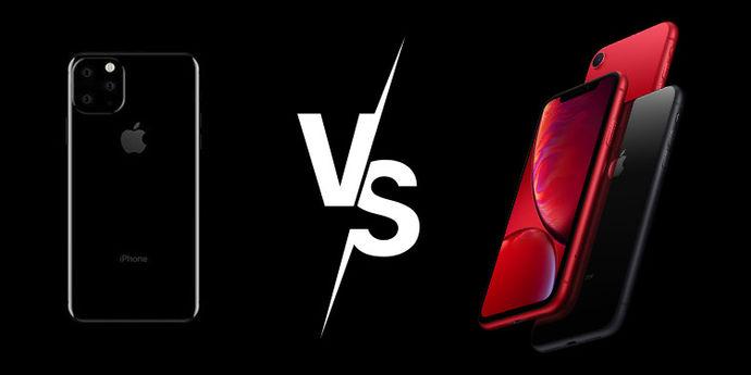 Iphone11-vs Iphone xr