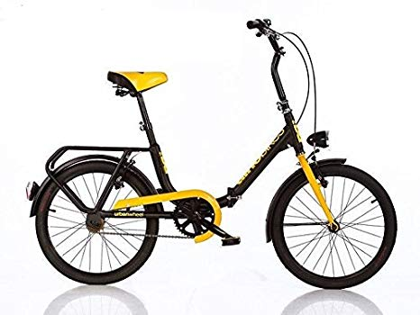 Dino bike bicicletta pieghevole