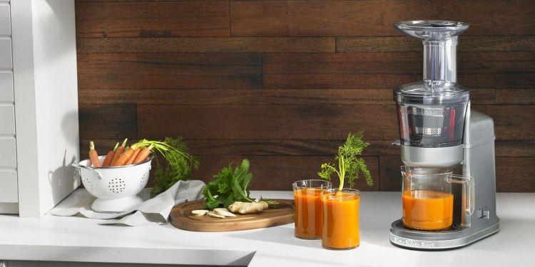 Estrattore succo KitchenAid per dieta detox
