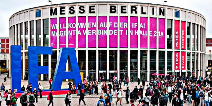 Ifa 2019 berlino