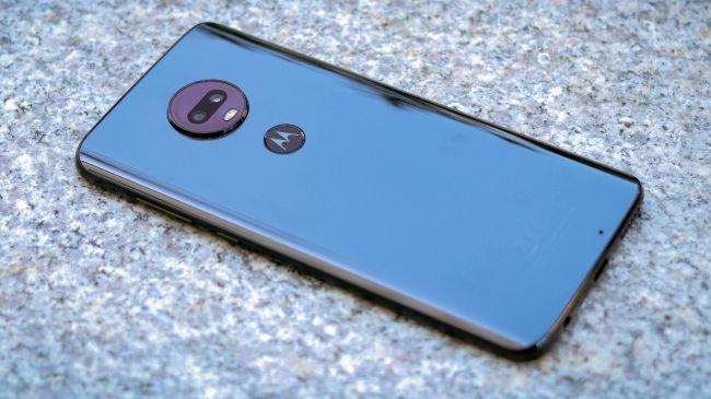 Parte posteriore Motorola Moto G7 Plus
