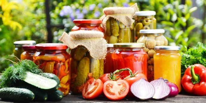 come conservare la frutta e la verdura