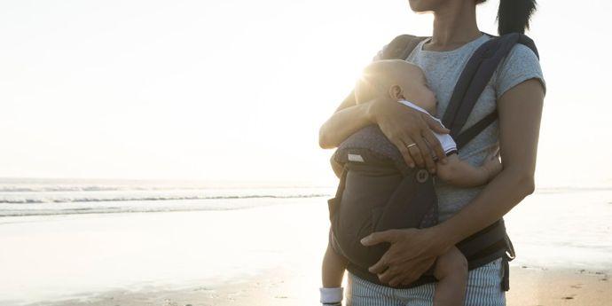 come trasportare il neonato
