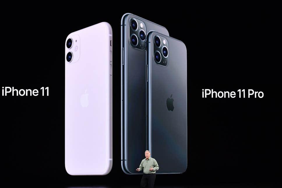 iphone 11 e 11 pro