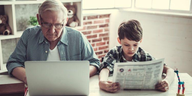 regali tecnologici per i nonni