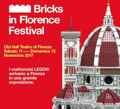 Bricks in Florence