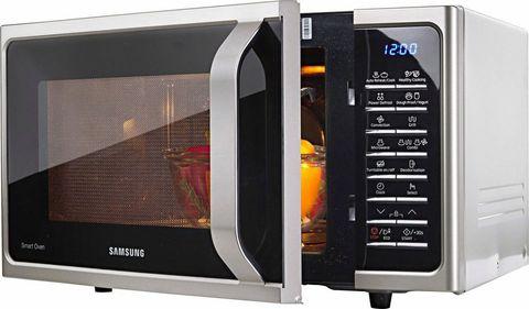 Forno microonde combinato Samsung MC28H5015CS