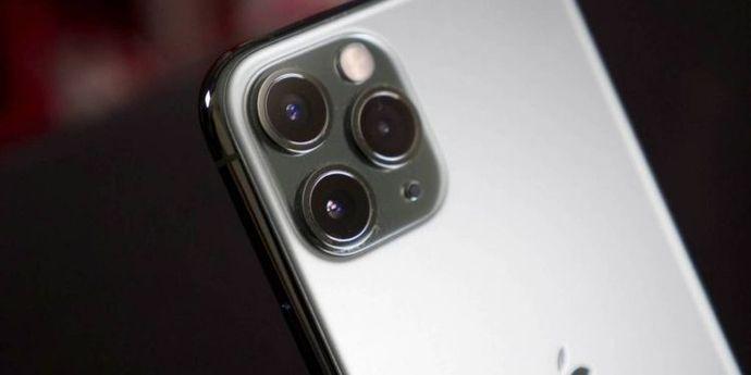 Fotocamera posteriore iPhone 11 Pro