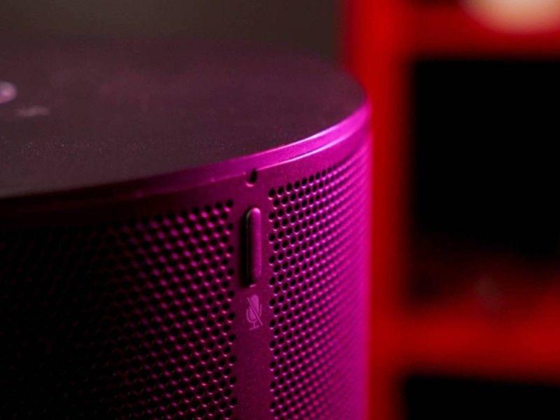 Audio LG WK7