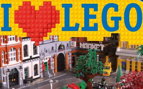 Mostra I Love Lego