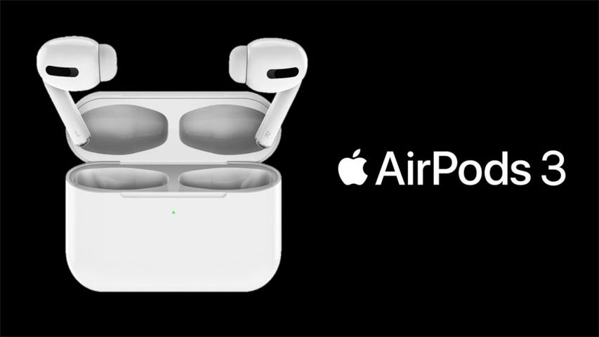 Nuove Airpods 3