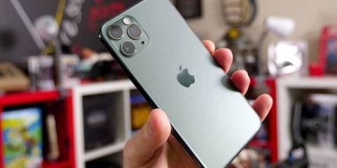 Parte posteriore iPhone 11 Pro