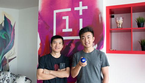 Pete Lau e Carl Pei