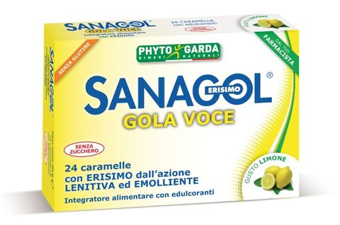 Phytogarda Sanagol Gola Voce