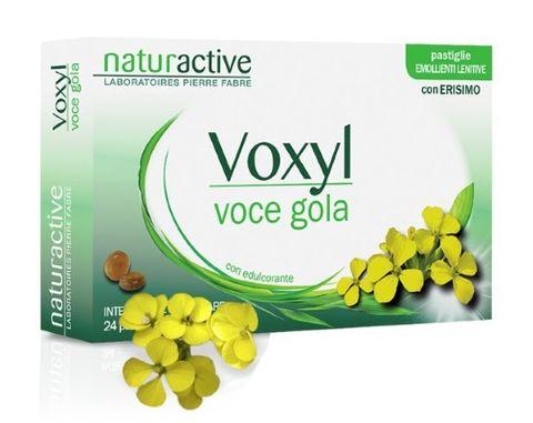 Pierre Fabre Voxyl Voce Gola 24pastiglie