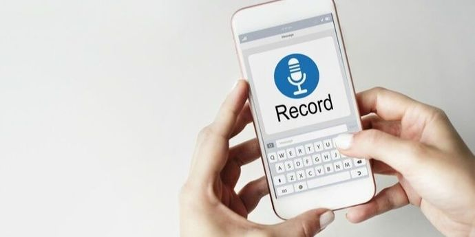 Registrare chiamate smartphone