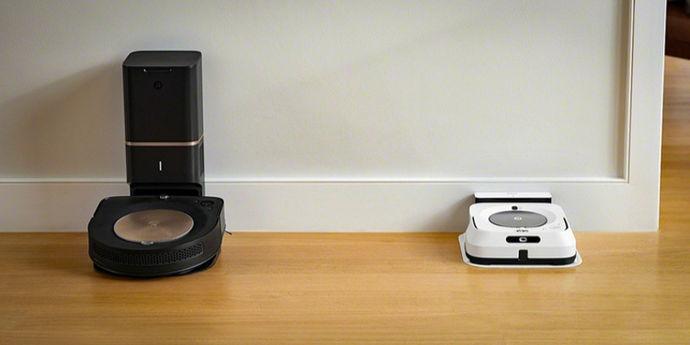 Roomba i7+ e Braava Jet M6