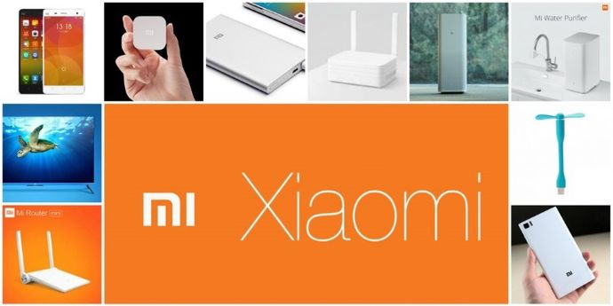 Xiaomi prodotti