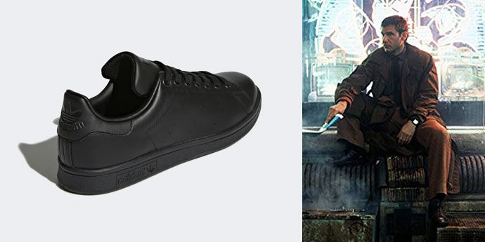 Adidas Stan Smith in Blade Runner