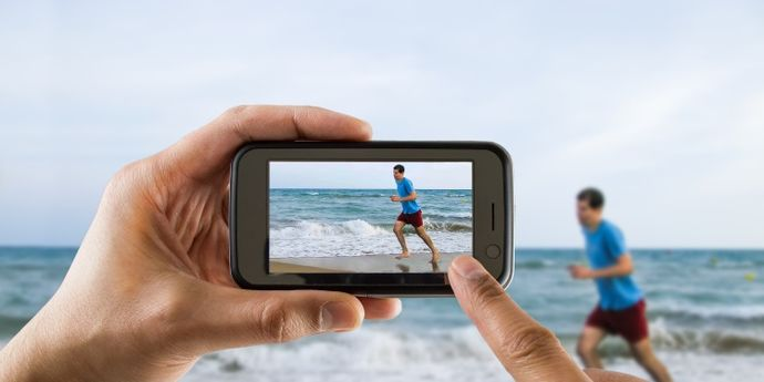 come fotografare in movimento con lo smartphone